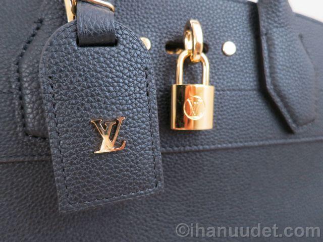Louis Vuitton Steamer PM Noir0010.JPG