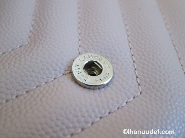 Saint Laurent Monogram Rose Wallet13.JPG